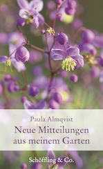 Paula Almqvist: New Missives from My Garden