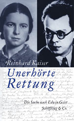 Reinhard Kaiser: Incredible Rescue. The Search for Edwin Geist